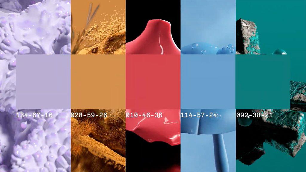 Analizamos los colores que llevaremos…